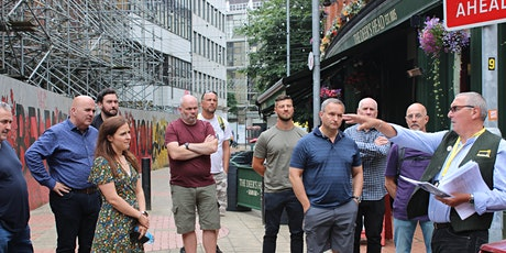 500 years of Belfast's History in 5 Famous Pubs tickets