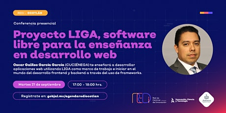 Proyecto LIGA, software libre  para la enseñanza en desarrollo web boletos
