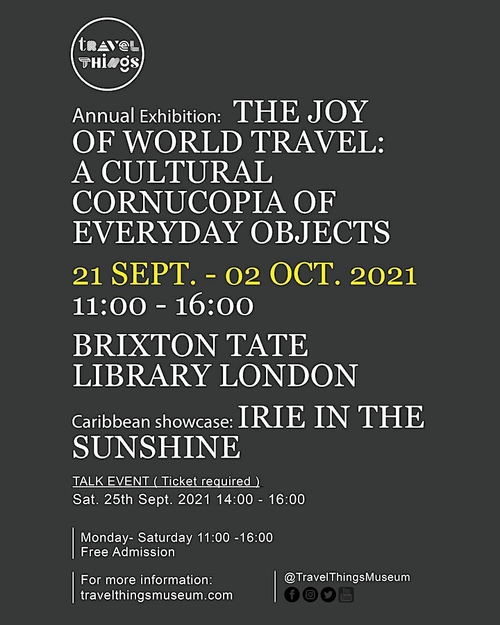 Travel Things Museum - Annual Exhibition 2021 image