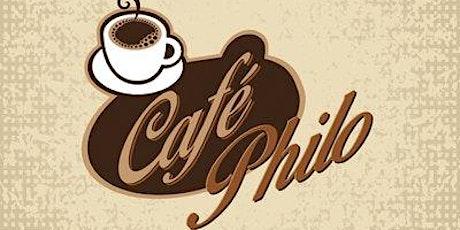 Café philo: « Pourquoi changer est-il si difficile ? » billets