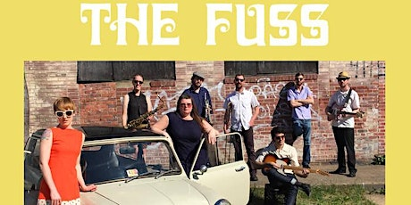 The 108 Music Series presents THE FUSS tickets
