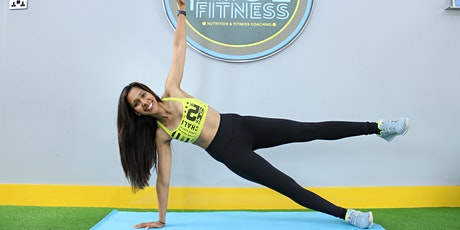 YOD presents HIIT and Mobility & Stretch with Sharon tickets