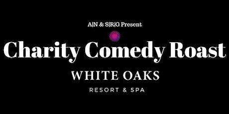 Charity Comedy Roast tickets