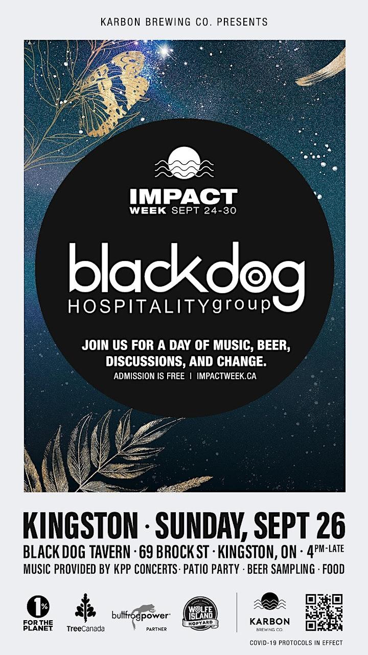 IMPACT WEEK - BLACKDOG X KARBON PARTY image