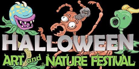 Halloween Art & Nature Festival tickets