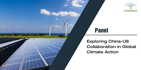 Exploring China-US Collaboration in Global Climate Action tickets
