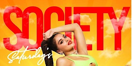 Society Saturdays Brunch + Day Party tickets
