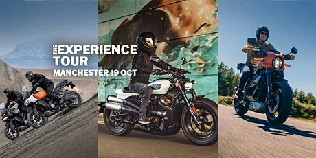 The Experience Tour - Manchester H-D tickets