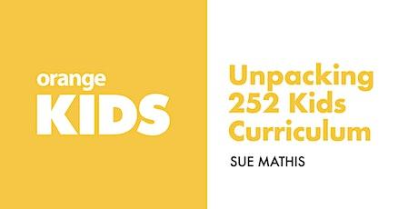 Unpacking 252 Kids tickets