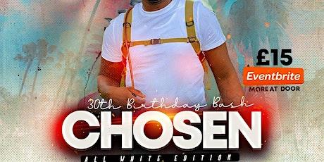 Chosen (All White Edition) tickets