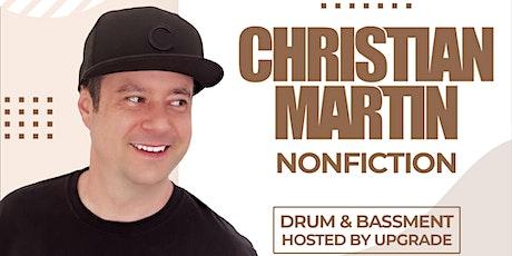 TRUE TUESDAYS - CHRISTIAN MARTIN tickets