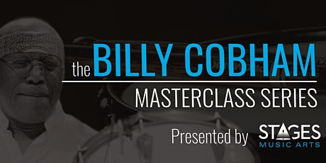 Billy Cobham Masterclass | Interpreting Musical Passages tickets