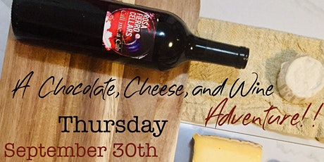 A Chocolate, Cheese, and Wine Adventure at Rosa Fierro Cellars tickets