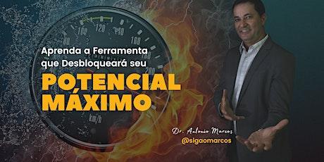 Workshop - Dr. Marcos Antonio - Alta Performance por Alinhamento ingressos
