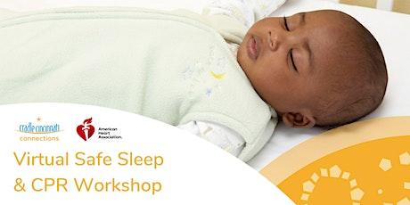 Hamilton County Virtual Safe Sleep & Infant CPR Workshop tickets