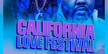 California Love Festival tickets
