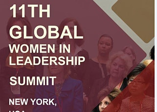 11th Global Women in Leadership Summit April 28th -29th, 2022 tickets