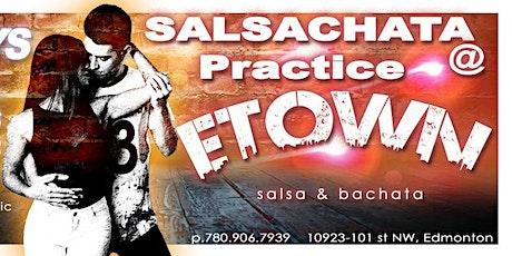 Salsachata Practice @ETOWN tickets