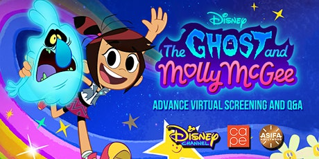 THE GHOST AND MOLLY MCGEE Advance (Virtual) Screening and Q&A tickets