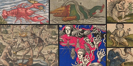An Evening of Map Monsters and Creepy Curiosities tickets