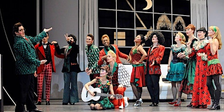 Mark Morris Dance Group: Holiday Party on the Plaza tickets