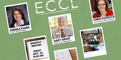 ECCL Monthly Meeting tickets