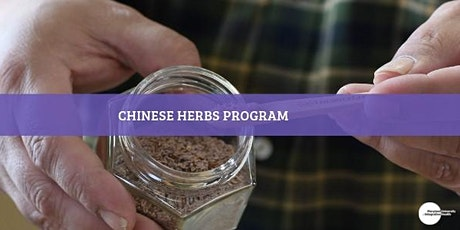 Webinar   Chinese Herbal Program for Acupuncturists Information Session tickets