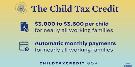 BHT Webinar: Child Tax Credit tickets