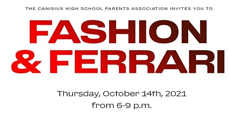 Fashion & Ferrari: An Evening of Fashion, Cars and Prizes tickets