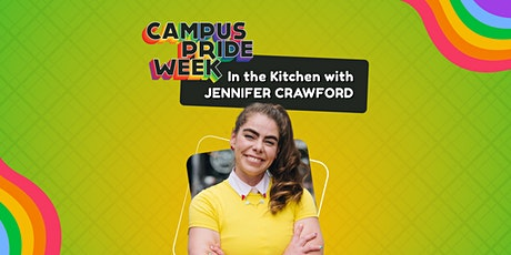 In the Kitchen with Jennifer Crawford tickets