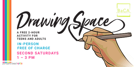 In-Person - Drawing Space tickets