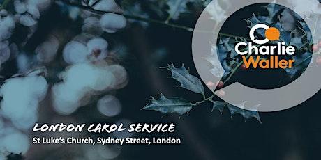 London Carol Service 2021 tickets