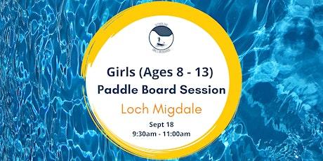 Sutherland Girls on Boards - Loch Migdale (Girls Aged 8-13) tickets