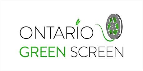 Ontario Green Screen Community Meeting tickets