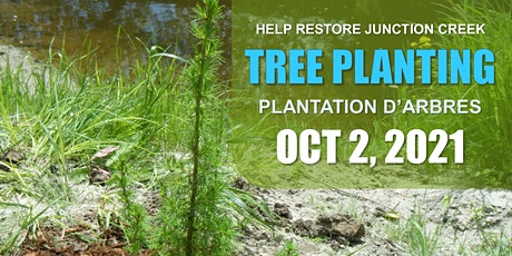 Junction Creek Tree Planting Event tickets