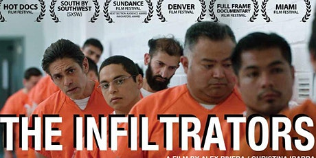 Immigration Film Festival: Discussion of The Infiltrators tickets