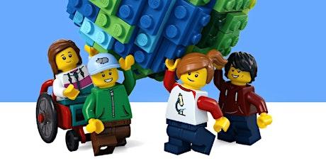 Human Habitat Challenge - LEGO Group - Build the Change tickets