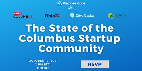 The State of the Columbus Startup Community tickets