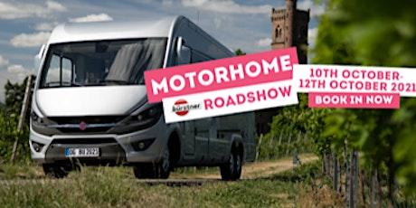 Burstner Days Roadshow tickets