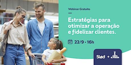 Webinar - Estratégias para otimizar a operação e fidelizar clientes ingressos
