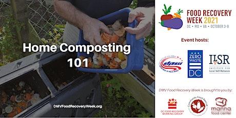 Home Composting 101 Workshop tickets
