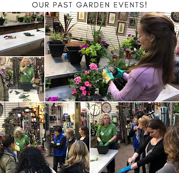 Sheridan Fall Garden Event image