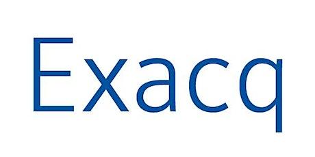 Exacq Online Enterprise Technical Reseller Training tickets