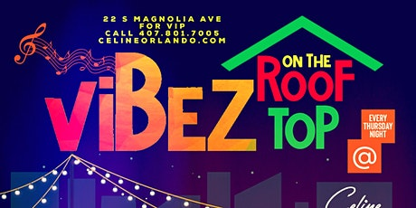Vybez On The Rooftop tickets