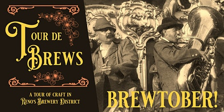 Tour de Brews presents BREWTOBER: A Tour of Craft in the Brewery District tickets
