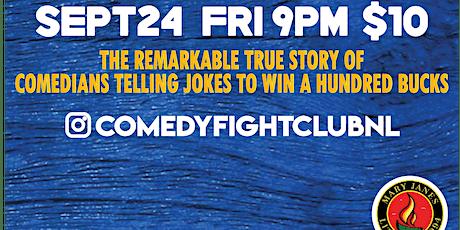 Comedy Fight Club: Round 3 tickets