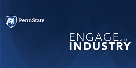 Engage with Industry - Full Day Symposium 09/29/21 IN PERSON tickets