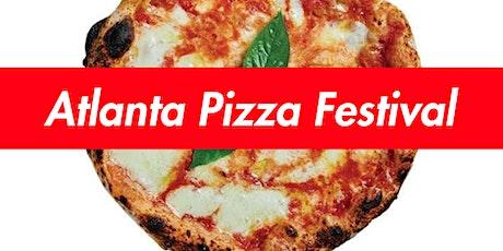 Atlanta Pizza Festival 2021 tickets