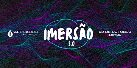 IMERSÃO 2.0 ingressos