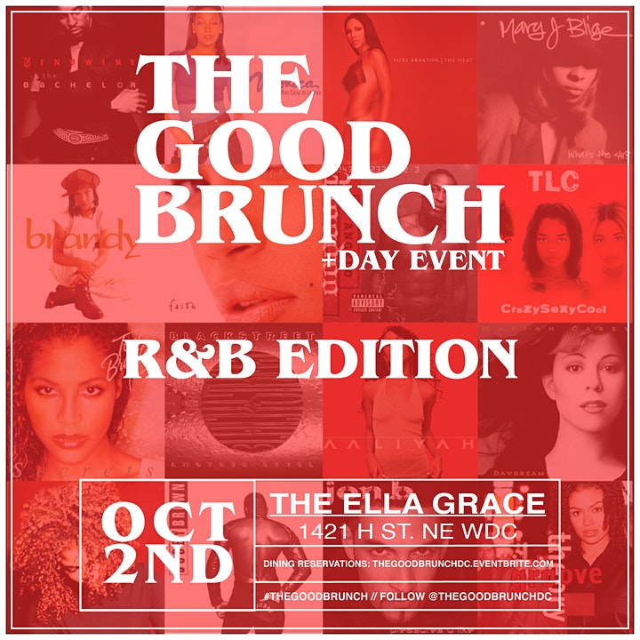 #TheGoodBrunch {+ Day Party}   Good Food & Vibes You Deserve image